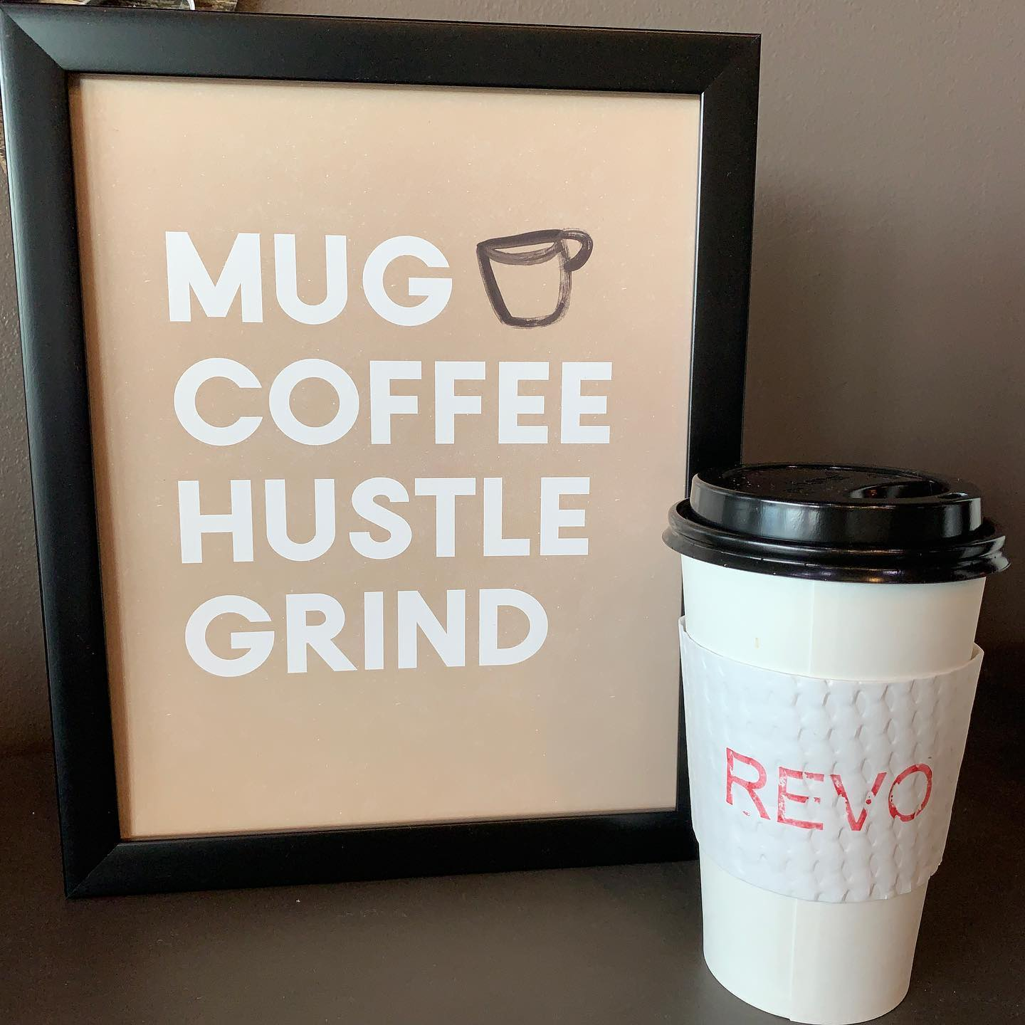 Revocup Lenexa Coffee Shop
